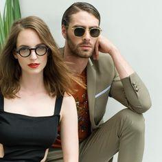"153 Likes, 5 Comments - Lesca (@lescalunetier) on Instagram: ""Lesca en duo 📷 @nicolasaristidou  #lesca #wearlesca #eyewear #glasses #sunglasses #glassesoftheday…"""