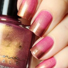 de briz: Femme Fatale The Enchanted Fables Collection Enchanted, Hair Beauty, Nail Polish, Nails, Instagram Posts, Pink, Collection, Overlay, Indie