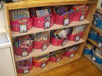 Teaching in Room 6: Tackling the Impossible -- Organizing the Classroom Library