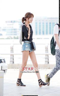 #snsd#airport#fashion