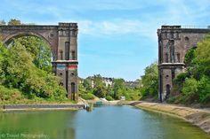Viaduct in Dortmund North Rhine Westphalia, Tower Bridge, Places To Go, Germany, City, Tour, Travel, Dortmund, City Life