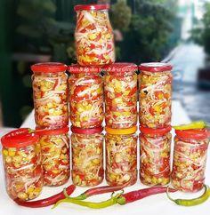Food And Drink, Pasta, Jar, Salads, Jars, Glass, Pasta Recipes, Pasta Dishes