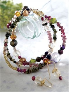 Beading - Bracelets - Gorgeous Gradients