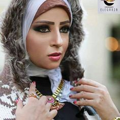 Hijab fashion while staying warm