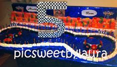 PIC SWEET by Laura: PASTEL DE CHUCHES CARS