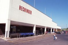 Trip to the Mall: Hechinger Commercial History