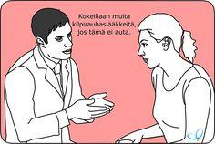 #lääkärinsuusta #pidetääntoivoayllä #KilpoFi #kilpirauhanen