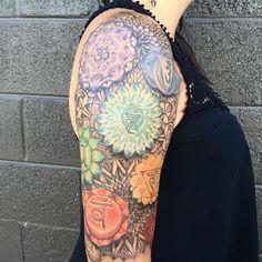 chakra tattoo2
