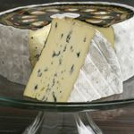 Have never been a huge blue cheese fan...until now.  Love love love Cambazola Black Label.