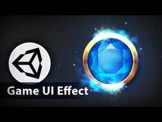 Effect Animation - Trail Smoke UI Effect - 3D Effect Animation Tutorials…