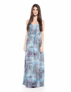 Bershka Armenia - BSK print dress