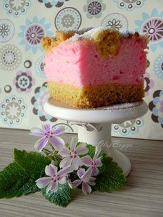 OlajBogyó Hungarian Cake, Hungarian Recipes, Fruit Punch, Izu, Tutti Frutti, Vanilla Cake, Deserts, Sweets, Food