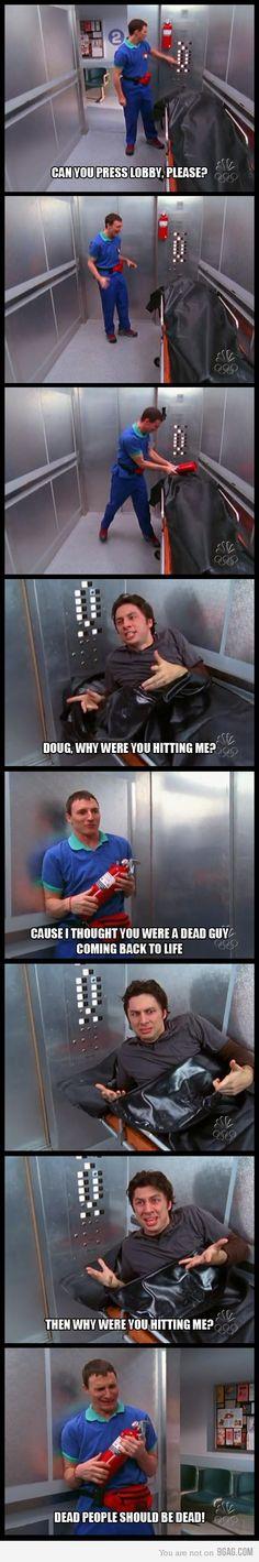 I love Scrubs!