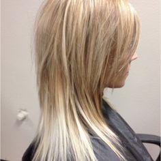 Hair by kris ...blonde ombré