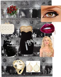 """""""a night at the opera"""" by alyk-ak ❤ liked on Polyvore"""