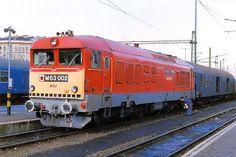 M63-002 Mozdonyok Tóth Ferenc