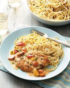 Chicken Pomodoro | Cuisine at home eRecipes
