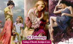 25 Mind-Blowing Oil Paintings by Pino Daeni - Feelings of Warmth, Nostalgia and Love. Read full article: http://webneel.com/oil-painting | more http://webneel.com/paintings | Follow us www.pinterest.com/webneel