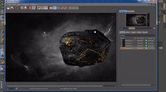 Видеоурок по Cinema 4d & After Effects : Создание метеорита on Vimeo