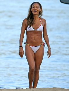 Jada Pinkett Smith's Mom, 61, Looks Ripped in Bikini: Impressive ...