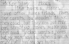 Hores and Horses LOL
