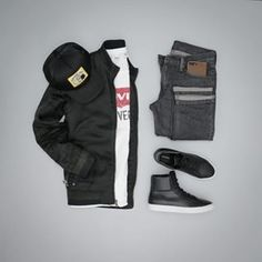 Uncover some terrific men's fashion. With so much style for men available nowadays, it can be a challenging encounter. Fashion Games, Fashion Outfits, Men's Fashion, Mens Fashion 2018, Casual Outfits, Men Casual, Outfits Hombre, Smart Outfit, Rugged Style
