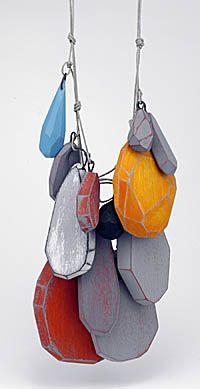 Cluster Pendant, Julia Turner.