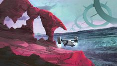 No Man's Sky: 17 exclusive concept artworks | News | Edge Online | No Man's Sky concept