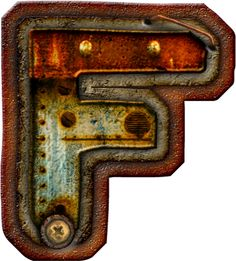 CH.B *✿* Alfabeto metal oxido..F
