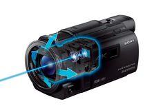 Handycam 4K FDR-AXP33: tecnologia 4K a portata di mano