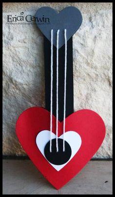You rock, Valentine! V-day card...cute!