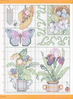 garden's sampler    5