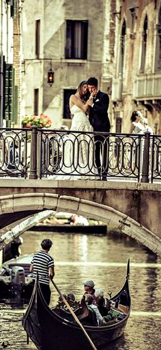 Venice is the city most photographed.  It's a wonder the locals get any privacy at all.