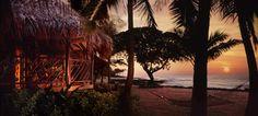 Honeymoon suite at Kona Village