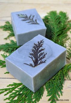 How to make Cedarwood & Lemongrass Soap