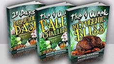 Four Week Diet Plans BOX SET 3 In 1 The Four Week Ketogenic Bliss  The Four Week Paleo Challenge  28 Days of Delicious Dash A 3 in 1 Guide to Ketogenic  and DASH Diet Plans Healthy Eating ** Find out more about the great product at the image link. (Note:Amazon affiliate link)