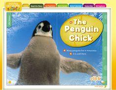 Nat'l Geo Young Explorer--Penguins