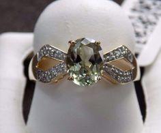 1-36-Ct-Zultanite-amp-04-Ct-Diamond-Ring-14k-Solid-Gold-NWT-Rare-amp-Natural-Sz-7