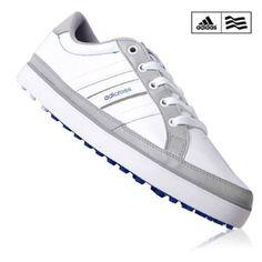 388ec047831 adidas Adicross LTD Men s Golf Shoes Adiwear Equipment White Shoe Gift  Q44960