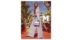 Fashion Advertising Campaign Spring Summer 2015 | M Missoni