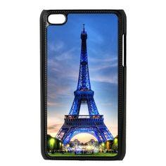 Paris Eiffel Tower iPod Touch 4 4G 4th Generation Case Hard iPod Touch 4 4G 4th Generation Back Cover Case $14
