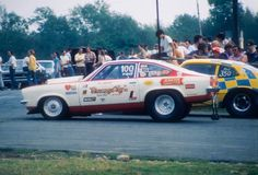 Vintage Drag Racing - Pro Stock - Bill Jenkins