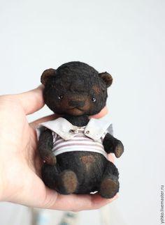 Купить Выкройка мишки тедди 15см - белый, выкройка, выкройка мишки, выкройка игрушки