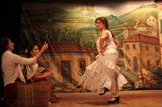 "Performance ""Flamenco duende"""