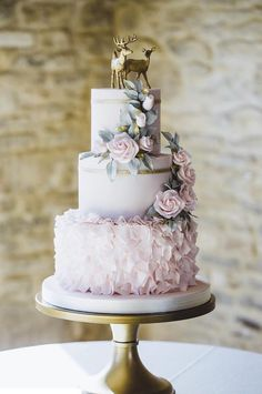 wedding cake #WeddingCakes,Cupcakes,Cookies&Toppers