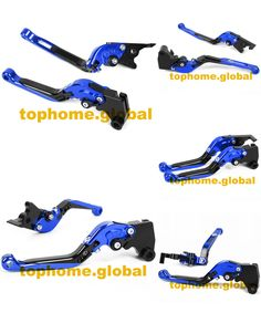 [Visit to Buy] Motorbike Accessories CNC Foldable&Extendable Brake Clutch Levers For Bajaj Pulsar 200 NS All Years #Advertisement