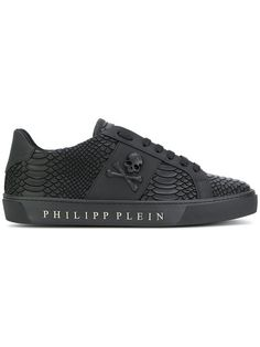 PHILIPP PLEIN Talk Slow sneakers. #philippplein #shoes #