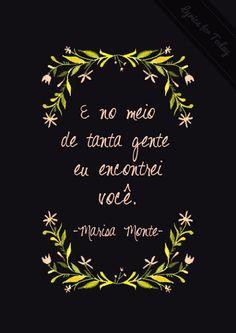 Não vá Embora - Marisa Monte