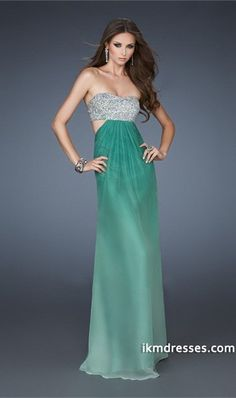2015 Unique&Sexy Prom Dress Gradient Color Beaded Bodice With A Special Back Chiffon http://www.ikmdresses.com/2014-Unique-amp-Sexy-Prom-Dress-Gradient-Color-Beaded-Bodice-With-A-Special-Back-Chiffon-p85009