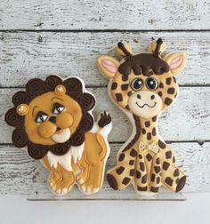 Sword's Sugars:  Baby shower.   Child's birthday.   Lion.  Giraffe.